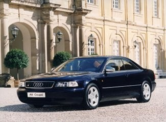 Audi a8 The a8 Coup | RM.