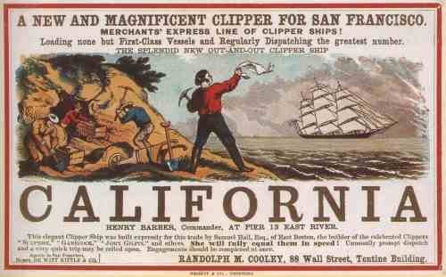 california gold rush 1849. California+gold+rush+1849+