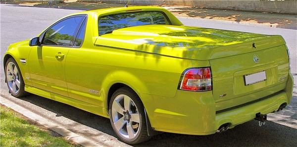 2007 Holden Ve Ute Ss V. 2007--2008 Holden VE Ute SS V.