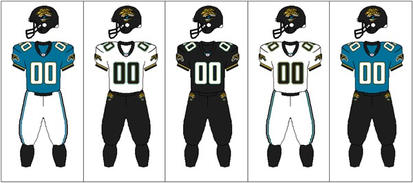jacksonville jaguars uniform combination 2004 2008. Cars Review. Best American Auto & Cars Review