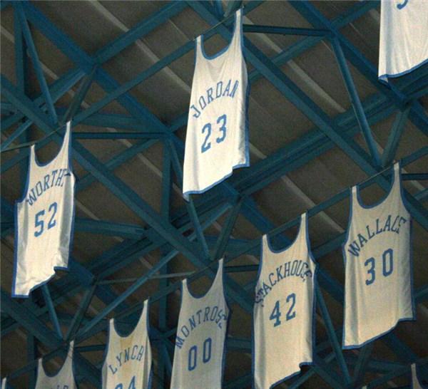 juanita vanoy jordan. Michael Jordan#39;s jersey in the