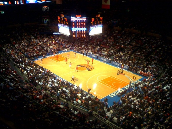 Information about the New York Knicks yearly records including the NBA