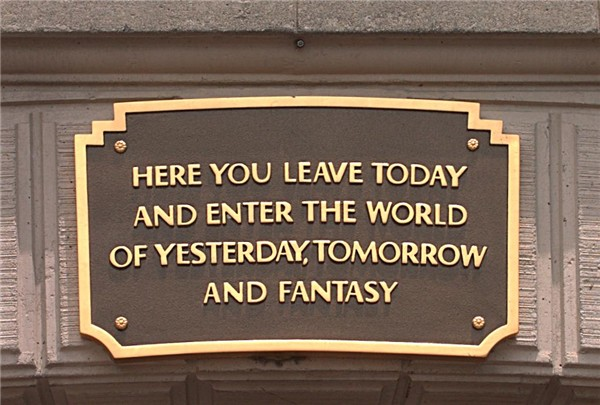walt disney quotes on dreams. Disneyland by Walt Disney:
