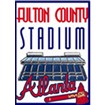 Atlanta Braves Stadium Logo
