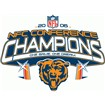 Chicago Bears Championship Logo