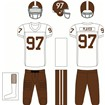 Denver Broncos Road Uniform