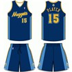 Denver Nuggets Alternate Uniform