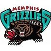 Memphis Grizzlies Primary Logo