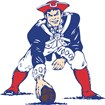 New England Patriots Primary Logo
