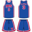 New Jersey Nets Road Uniform