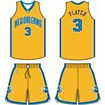 New Orleans Hornets Alternate Uniform