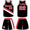 Portland Trail Blazers Road Uniform