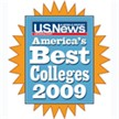 U.S. News Top 100 Highest College Acceptance Rates