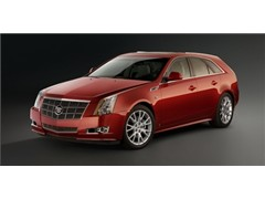 2010 Cadillac CTS Sport Wagon Photo