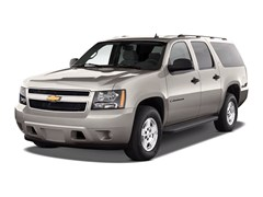 2010 Chevrolet Suburban Photo
