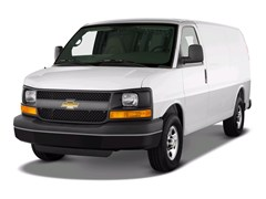 2010 Chevrolet Express Cargo Van Photo