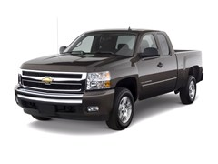 2010 Chevrolet Silverado 1500 Extended Cab 2WD Photo