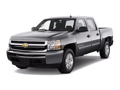 2010 Chevrolet Silverado 1500 Hybrid Crew Cab 2WD Photo