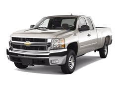 2010 Chevrolet Silverado 2500HD Extended Cab 2WD Photo