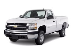 2010 Chevrolet Silverado 2500HD Regular Cab 4WD Photo