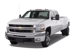 2010 Chevrolet Silverado 3500HD Crew Cab 2WD Photo