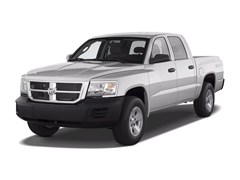 2010 Dodge Dakota Crew Cab 4X4 Photo