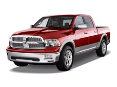 2010 Dodge Ram 1500 Crew Cab 4X4 Photo