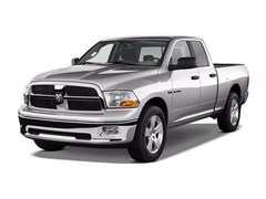 2010 Dodge Ram 1500 Quad Cab 4X4 Photo