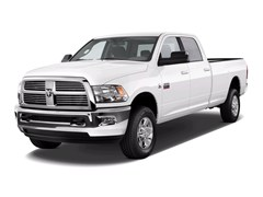 2010 Dodge Ram 2500 Crew Cab 4X4 Photo