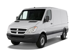 2009 Dodge Sprinter 2500 EXT Van Photo