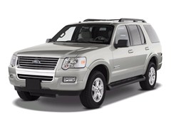 2010 Ford Explorer 4X2 Photo