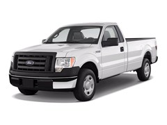 2010 Ford F-150 Regular Cab 4X4 Photo