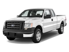 2009 Ford F-150 SuperCab 4X2 Photo