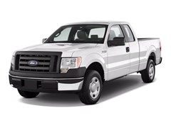 2010 Ford F-150 SuperCab SVT 4X4 Photo