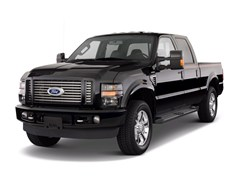 2010 Ford F-350 SD Crew Cab 4X4 Photo