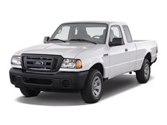 2010 Ford Ranger SuperCab 4X2 Photo