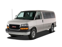 2009 GMC Savana Passenger Van Photo