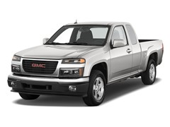2009 GMC Canyon Extended Cab 4WD Photo