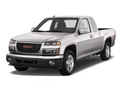2010 GMC Canyon Extended Cab 4WD Photo