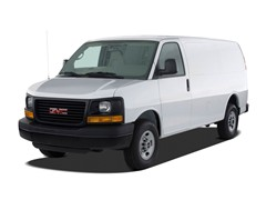 2009 GMC Savana Cargo Van Photo