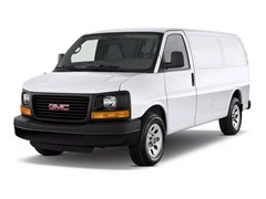 2010 GMC Savana Cargo Van Photo