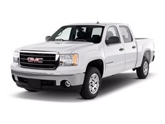 2010 GMC Sierra 1500 Crew Cab 4WD Photo