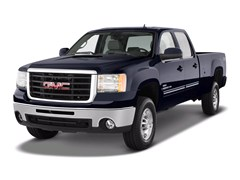 2010 GMC Sierra 3500HD Crew Cab 4WD Photo