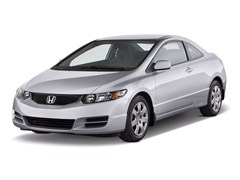 2010 Honda Civic Coupe Photo