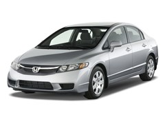 2009 Honda Civic Sedan Photo