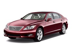 2010 Lexus LS Photo