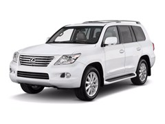 2010 Lexus LX Photo