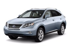 2010 Lexus RX Hybrid Photo