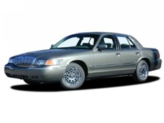 2009 Mercury Grand Marquis Photo