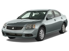 2009 Mitsubishi Galant Photo